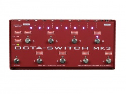 Voodoo Lab Pedal Switcher PX-8