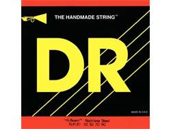 DR MR 45 Hi-Beam Electric Bass Strings (Medium, 45-105)