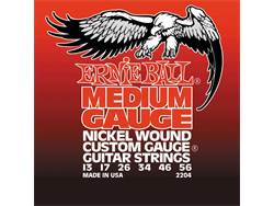 Ernie Ball 2204 - Medium Electric Nickel Wound