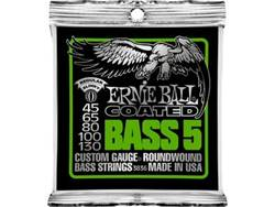 Ernie Ball 3836 - Coated Bass Strings