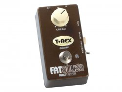 T-Rex Fat Shuga | Overdrive, Distortion, Fuzz, Boost