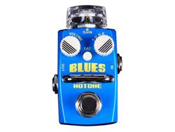 Hotone Blues classic tube-style overdrive