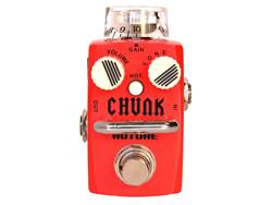 Hotone CHUNK classic vintage British distortion | Overdrive, Distortion, Fuzz, Boost