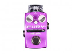 Hotone Fury classic fuzz | Overdrive, Distortion, Fuzz, Boost