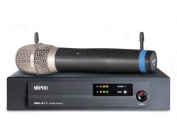 MIPRO MR SERIES - VOCAL SET (ROZBALENÉ)