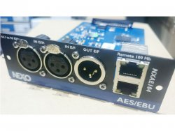Nexo NX.AE104 AES network card
