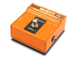 Radial BigShot PB1, Power booster | Overdrive, Distortion, Fuzz, Boost
