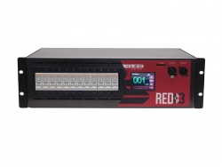 LSC RED3 Rackmount Dimmer 12x10A, Harting