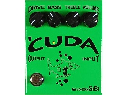 J. Rockett Audio RO SIB CUDA lampový overdrive | Overdrive, Distortion, Fuzz, Boost