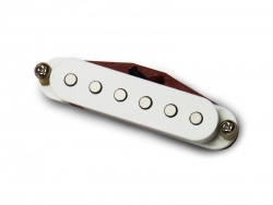 Bare Knuckle Boot Camp True Grit Single Coil Neck White