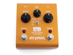 Strymon OB1 Clean Boost, Compressor Bass
