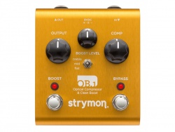 Strymon OB1 Clean Boost, Compressor