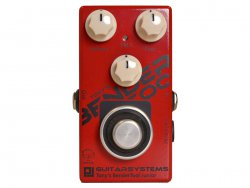 GuitarSystems Tonys Bender Tool Junior  - Tone Bender | Overdrive, Distortion, Fuzz, Boost