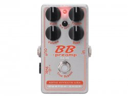 Xotic BB PREAMP-MB Bosst/Distortion Pedal