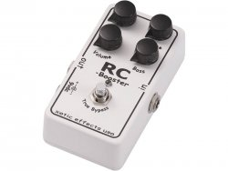 Xotic RC BOOSTER | Overdrive, Distortion, Fuzz, Boost