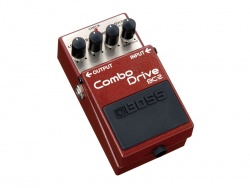 BOSS BC 2 | Overdrive, Distortion, Fuzz, Boost