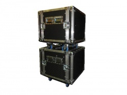 MD P RACK 7U+KOLA ANTISHOCK